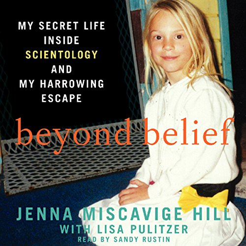 Beyond Belief: My Secret Life Inside Scientology and My Harrowing Escape Audiobook [Free Download by Trial] thumbnail