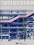 Collection d'architecture du centre Georges Pompidou