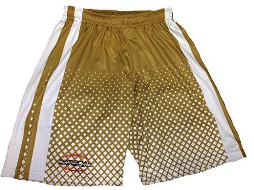 (Flag Football Team Shorts, Youth X-Large, Vegas)