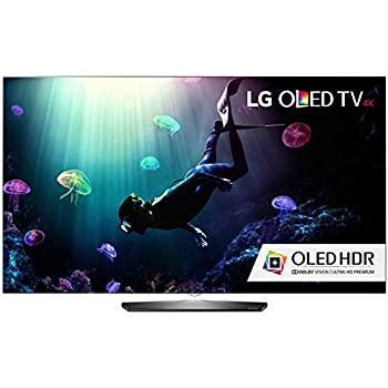 lg tv 55 inch. lg electronics oled55b6p flat 55-inch 4k ultra hd smart oled tv (2016 model lg tv 55 inch h