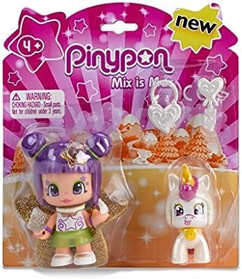 Pinypon- Estrella con Mascota, Pack B (Famosa 700014276): Amazon ...