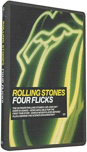 - The Rolling Stones - Four Flicks