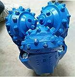 GOWE 6 1/2inch Insert Tricone Rotary Bit,tci tricone bit manufacturer / tricone drill bit