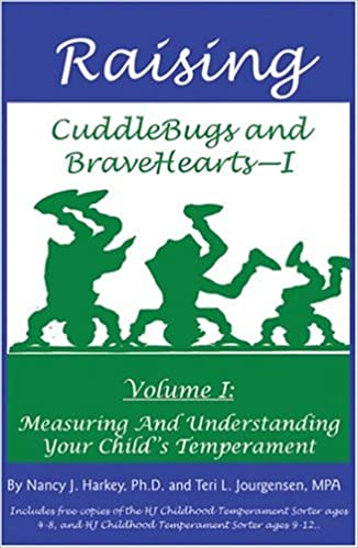 Adult bravehearts cuddlebugs ii parenting raising style temperament vol