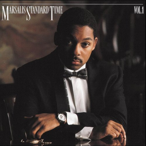 Cover of Marsalis Standard Time, Vol. 1