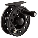 Frabill 669901 Straight Line 101 Ice Fishing Reel in Clamshell Pack, Black