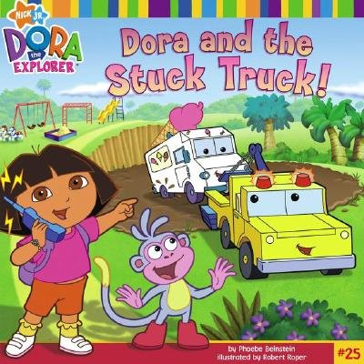 Dora and the Stuck Truck (Dora the Explorer (Nick Jr.))