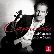 Capriccio-Violin & Piano Wks
