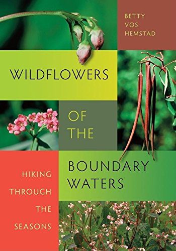 Wildflowers of the Boundary Waters: Hiking Through the (Minnesota Wild Photograph)