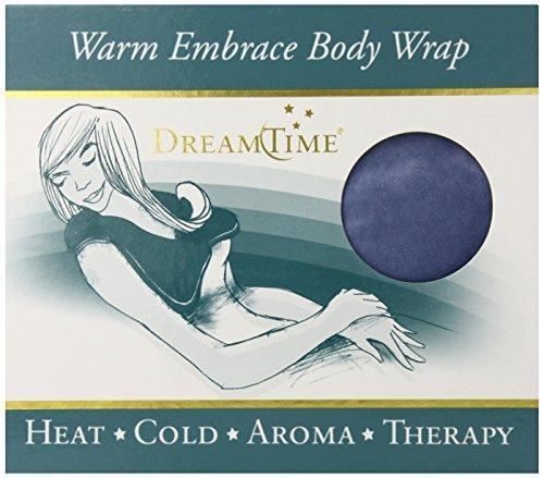 DreamTime Warm Embrace Body Wrap, Larkspur Blue by DreamTime