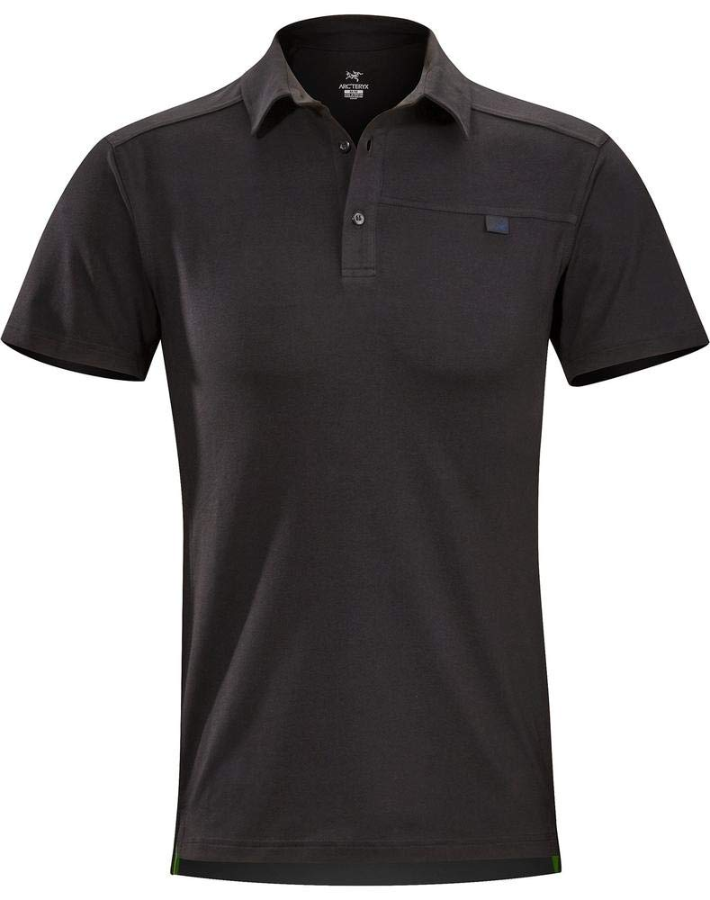 cd5eadaf Arc'teryx Captive Polo Shirt Short Sleeve Men's: Amazon.ca: Sports &  Outdoors