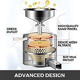 VBENLEM Commercial Soybean Milk Machine, 1100W