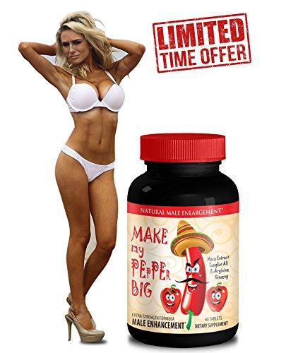 """Tongkat Ali Male Enhancement Formula - """"Make My PEpPEr Big"""" with Maca …"""
