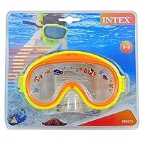 Máscaras de natación Intex Mini Aviator - Colores surtidos