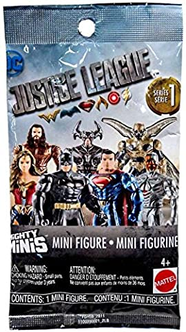 DC Justice League Mighty Minis 2