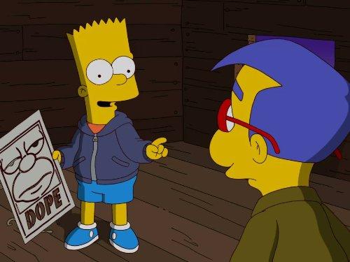 Exit through the Kwik-E Mart (Face Homer Simpsons)
