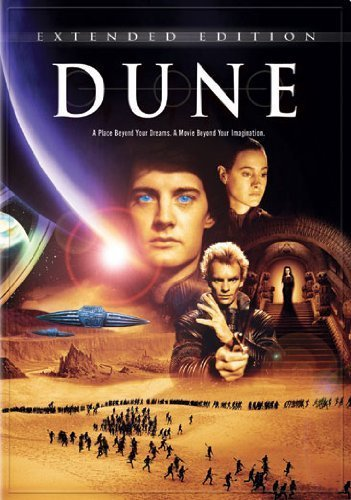 Dune (Extended Edition Steelbook) by UNI DIST CORP. (MCA)