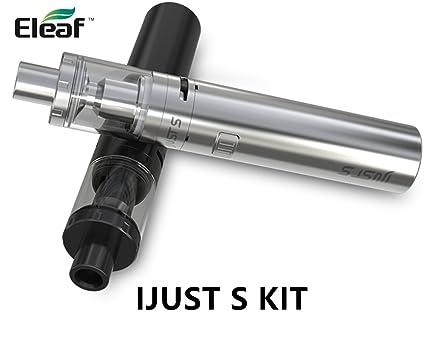 Eleaf iJust S Kit de vapeador de 3000 mAh con cabezal ECL de 4 ml y