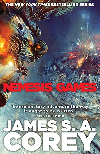 (Nemesis Games (The Expanse Book 5))