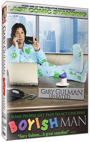 Gary Gulman: Boyish Man by