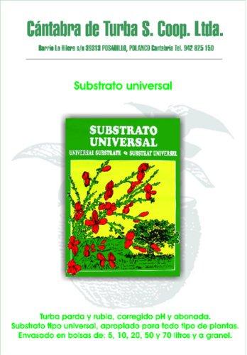 Cantabra De Turba S. Coop - Tierra vegetal (bolsa 20l)