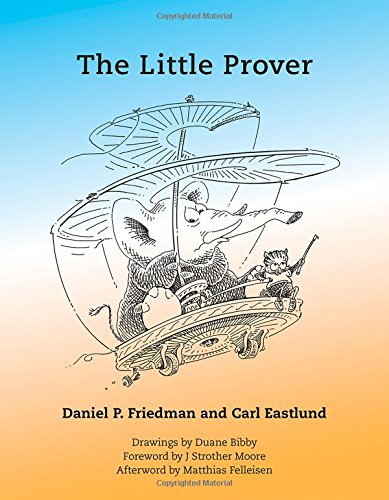 The Little Prover (The MIT Press) by The MIT Press
