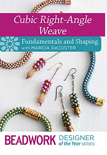 Cubic Right-Angle Weave - Fundamentals And Shaping
