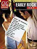 GIG GUIDE EARLY ROCK SET PERFORMANCE GUIDE BANDS BK/CD (Gig Guide Book & CD)