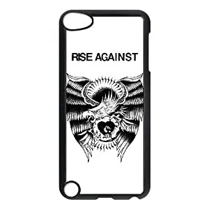 Ipod Touch 5 Rise Against pattern design Phone Case HJRA1299989