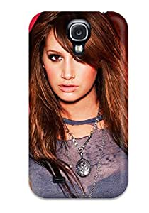 Hot 9606553K62296971 Protective Tpu Case With Fashion Design For Galaxy S4 (ashley Tisdale 525)