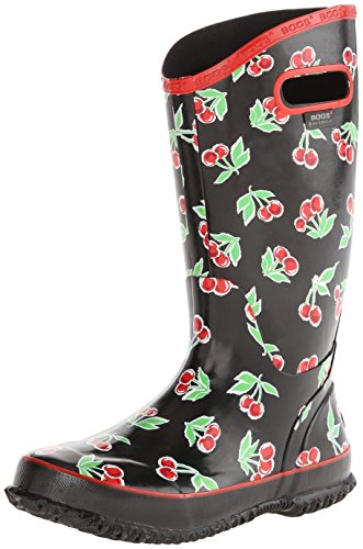 Wellington uk Boots Wellies 71714 Uk 4 Size Bogs black 41 Ladies eu Lightweight 7 9 Rainboot Fruit wcqER1BcOx