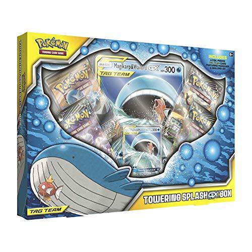 (Pokemon TCG: Towering Splash Gx Box)