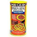 Hol-Grain Gluten Free Onion Ring Batter Mix, 0.227 Kilogram