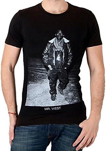 Camisa Eleven Paris Kali M Kanye West Negro: Amazon.es: Ropa y accesorios