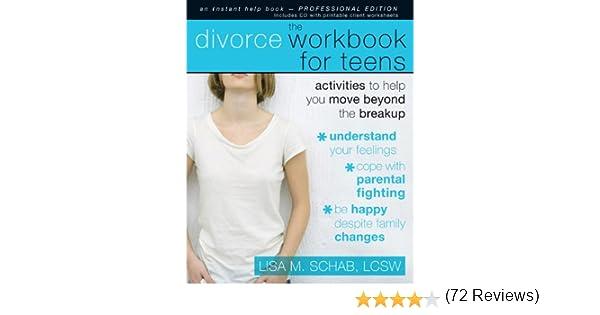 Amazon.com: The Divorce Workbook for Teens: Activities to Help You ...