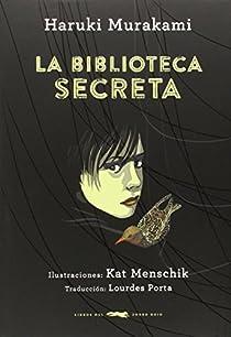 La biblioteca secreta par Murakami