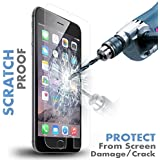 KingMas Premium Explosion-proof Tempered Glass Screen Protector For iPhone 4 4S