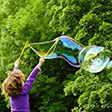 FUN LITTLE TOYS 10 Pack Giant Bubble Wands Set