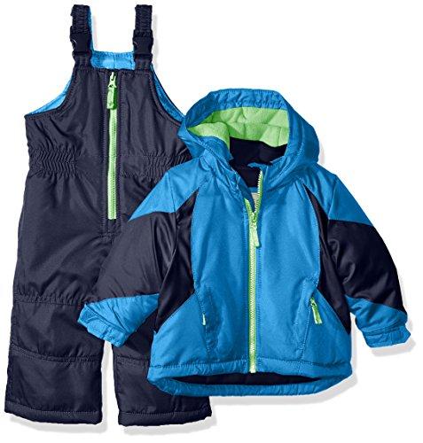 Carters Infant Heavyweight Colorblock Snowsuit