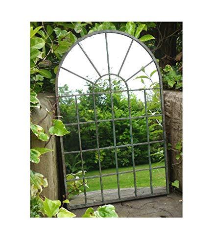 Garden mirror large