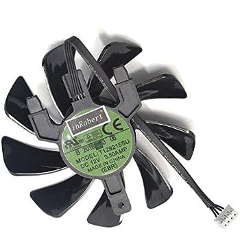 Amazon.com: ethan - Ventilador de tarjeta gráfica para ...