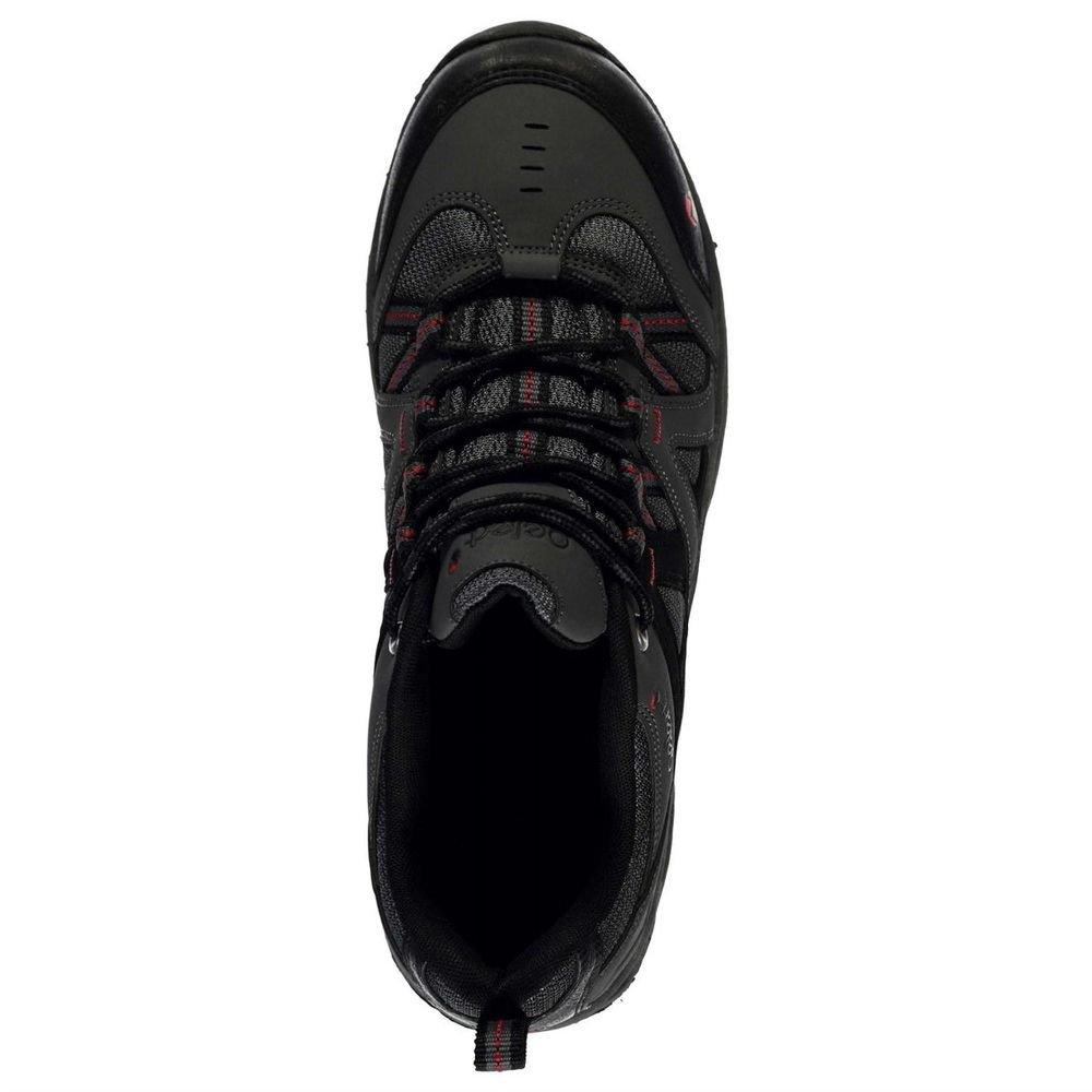 GELERT Low Men Ottawa Low GELERT Hiking Shoes B07C3796YM 10.5|Charcoal a5c09b
