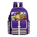 Alf Pig Children Backpack Student School Bag Teens Shoulder Handbag