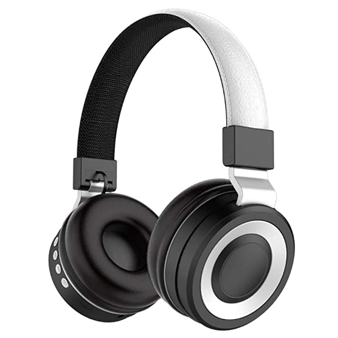 BUHWQ Auriculares inalámbricos Bluetooth, Auriculares inalámbricos ...