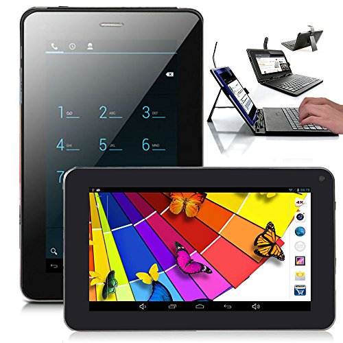 inDigi® Unlocked! 7-inch Phablet Smart Phone Tablet PC Android 4.2 w/ Free Keyboard Case by inDigi