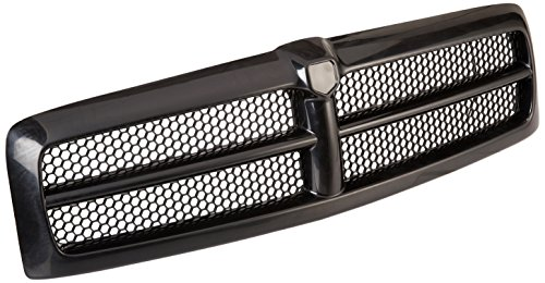 OE Replacement Dodge Pickup Grille Assembly (Partslink Number CH1200245) Dodge Pickup Grille