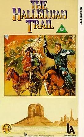 The Hallelujah Trail [Reino Unido] [VHS]: Amazon.es: Burt ...