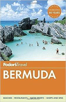 Book Fodor's Bermuda (Travel Guide) by Fodor's (2016-04-19)
