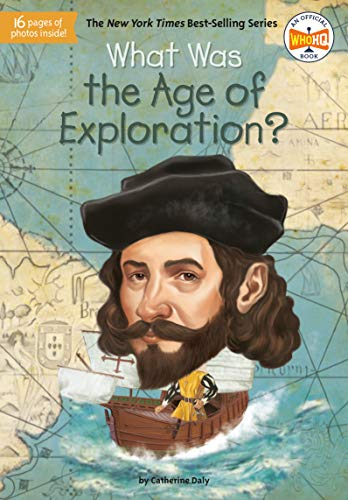 Book Cover: What Was the Age of Exploration?