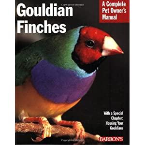 Gouldian Finches (Complete Pet Owner's Manual) 27